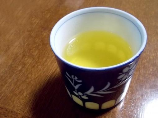 緑茶の凄い効果がまたひとつ