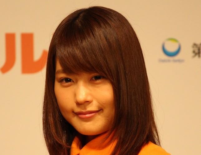 有村架純さんの偽アカウントが謝罪(写真は2015年9月撮影)