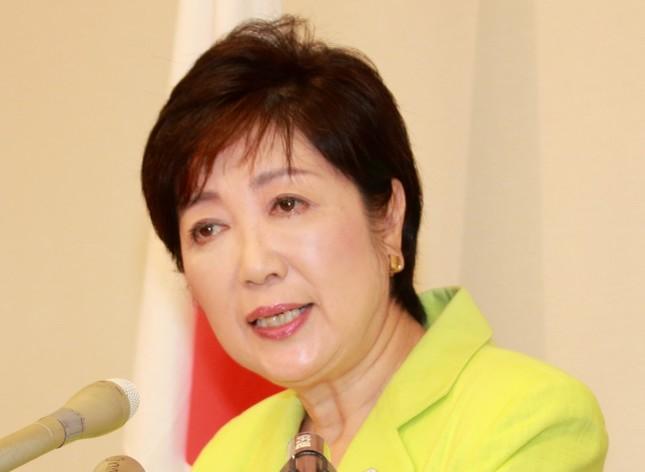 初の女性都知事となった小池百合子氏(写真は2016年7月撮影)