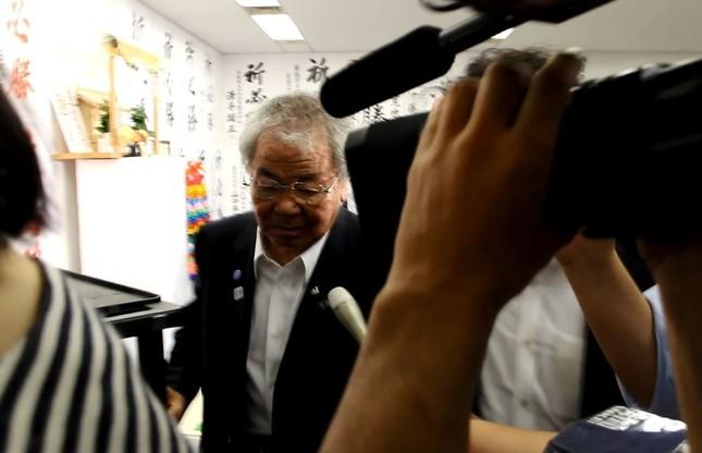 内田茂幹事長は辞任の見通しも