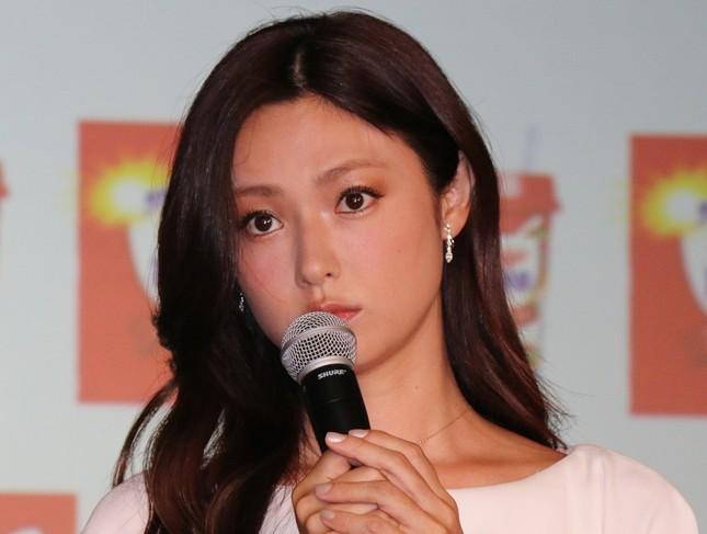 「今が一番かわいい」との評価も上がる深田恭子さん(写真は2015年4月撮影)