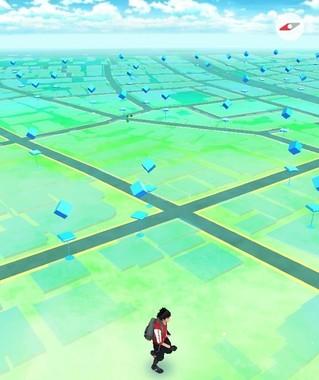 平和記念公園から「ポケモン」が消えた(画像はイメージ)