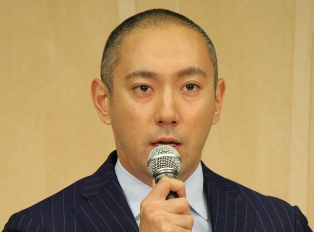 海老蔵さんは麻央さんの乳がん公表後、繰り返し取材自粛を求めている(写真は2016年6月撮影)