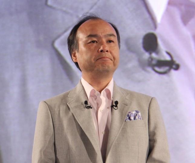 ソフトバンクの孫正義社長(2010年5月撮影)