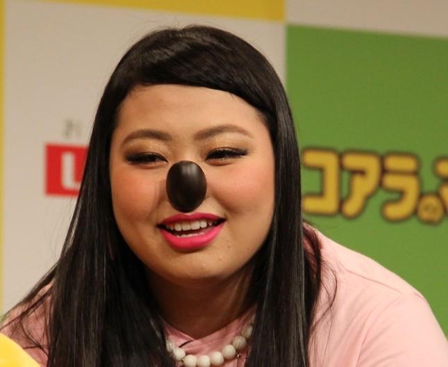 インスタグラムの乗っ取り被害を報告した渡辺直美さん(写真は2016年5月撮影)