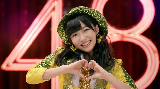 「恋チュン」では指原さんがセンターポジションを務めた (c)AKS / キングレコード