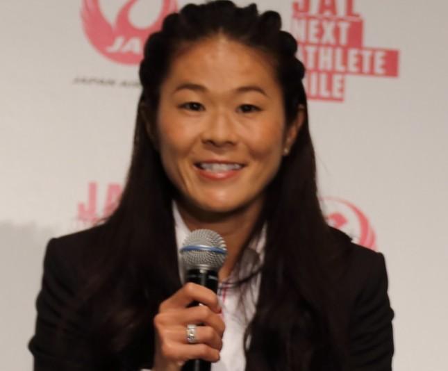 元女子サッカー代表の澤穂希さん。16年7月19日、第1子を身ごもったと発表した。(14年6月撮影)