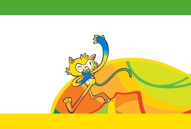 リオデジャネイロ五輪マスコットキャラクターの「ヴィニシウス」(画像はリオ五輪公式サイトから)