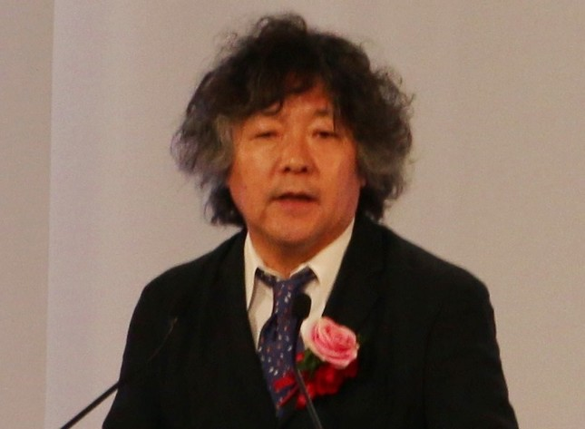 茂木健一郎さんも報道と当事者側の「主張の違い」に注目(写真は2016年3月撮影)