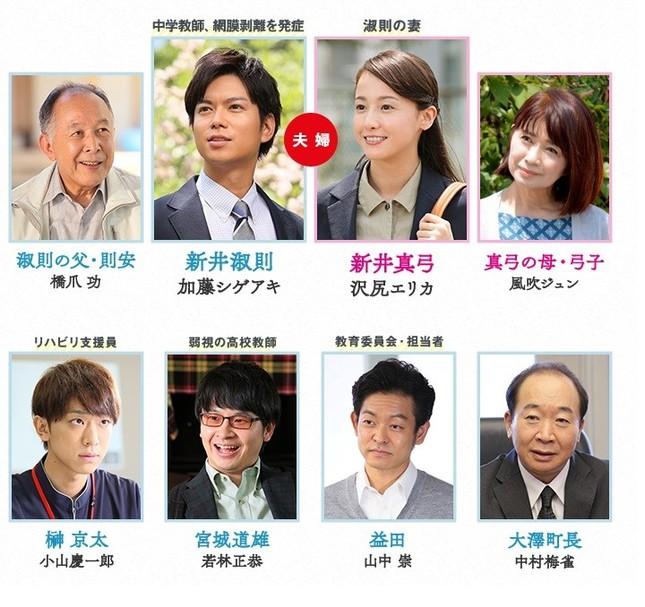 小山さんの代役に賞賛集まる(画像は24時間テレビ公式HP)