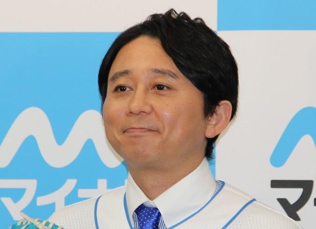 真剣交際報道を否定した有吉弘行さん(写真は2015年2月撮影)