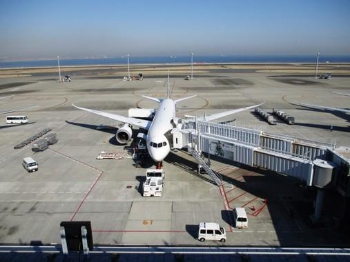 「国際化」する羽田空港