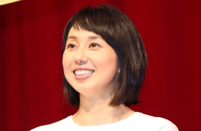 息子の食物アレルギーを公表した東尾理子さん(2015年7月撮影)