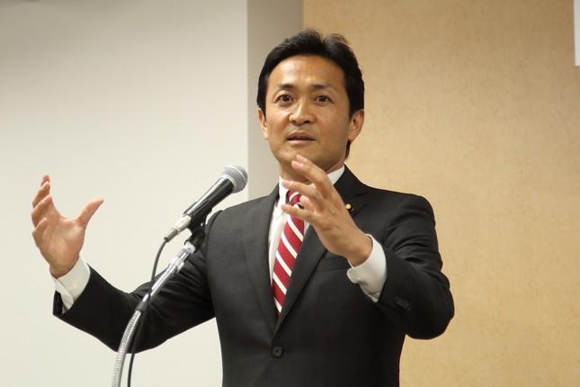 玉木雄一郎国対副委員長