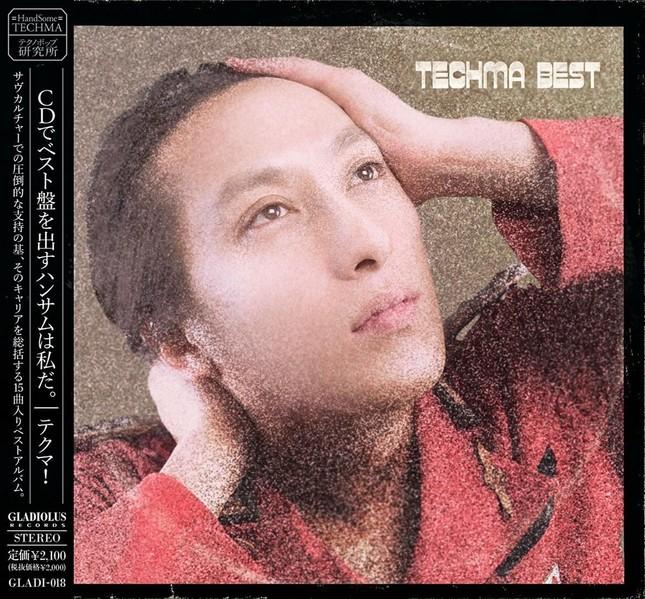 2012年に発表した「CDでベスト盤を出すハンサムは私だ。」(グラジオラスレコード)