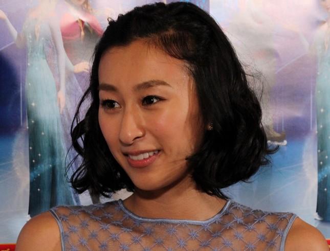 カープ好きを公言している浅田舞さん(写真は2016年7月撮影)
