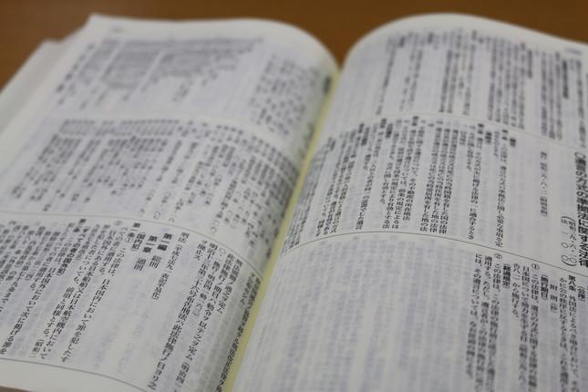 改正法案は2017年にも国会に提出される(写真はイメージ)