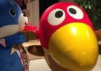 カス丸仕事しろ! Vol.4 森永製菓チョコボールの「キョロちゃん」49回目の誕生日をお祝いしてきたよ!