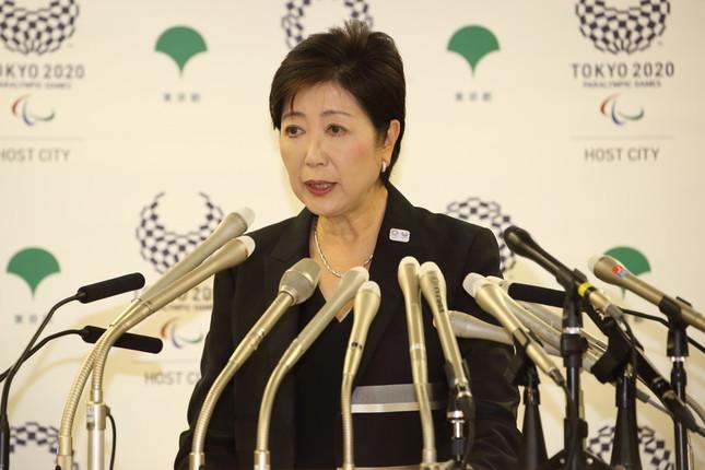 小池都知事はプロジェクトチームを設けて事実関係を調べている(写真は16年8月31日撮影)