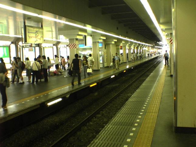 「異臭騒ぎ」のあった西武・高田馬場駅(Wikimedia Commonsより)
