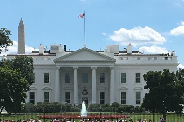 大統領選ではテレビ討論が3回予定されている(写真はホワイトハウス)