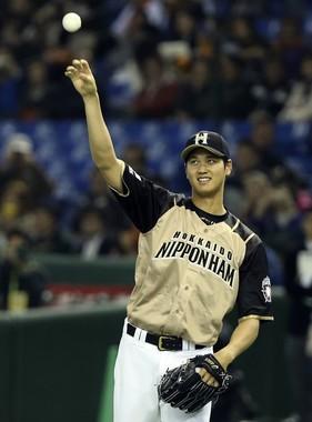 大谷翔平のワンマンショーだった(写真:AP/アフロ)