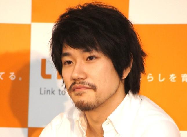 映画「聖の青春」のために20キロ太ったという松山ケンイチ(2012年撮影)