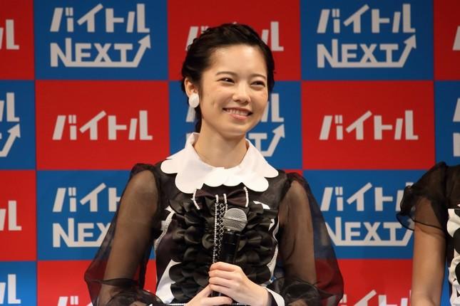AKB48としての活動を年内に終えることを発表した島崎遥香さん