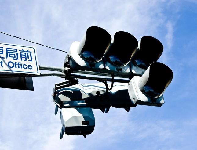 停電の影響で信号機の光も消えた(画像はイメージ)
