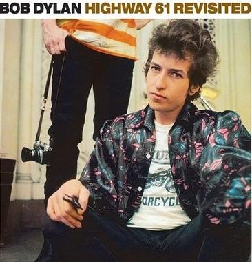 ボブ・ディラン氏のアルバム「追憶のハイウェイ61」(1965年)