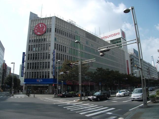 2017年3月で営業終了する三越千葉店 (写真はWikimedia Commonsより)