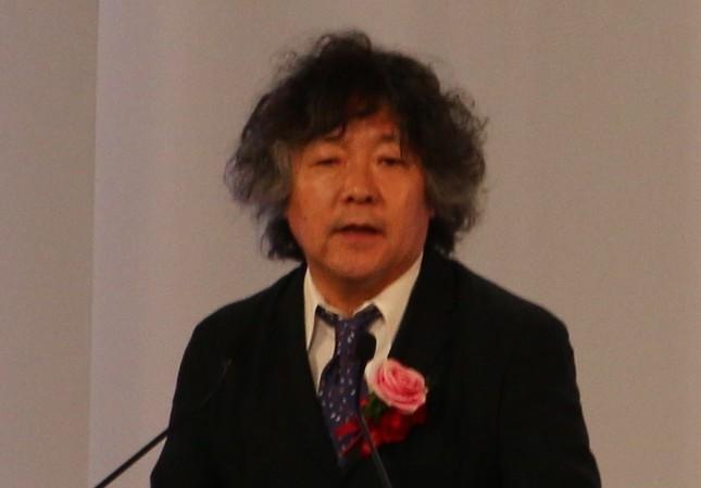 茂木健一郎さん(2016年3月撮影)