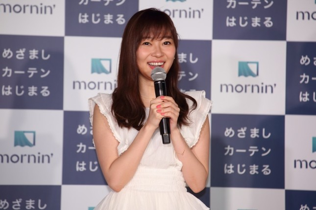 HKT48の指原莉乃さん。「好感度調査は全く気にならない」とは言うが…