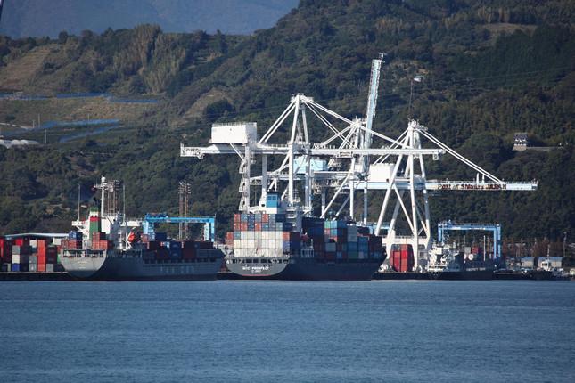 最低レベルの運賃… 海運大手3社がコンテナ船事業を統合(写真は、イメージ)