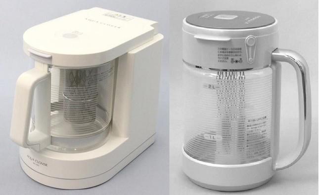 国民生活センターが検証した2つの水素水生成器