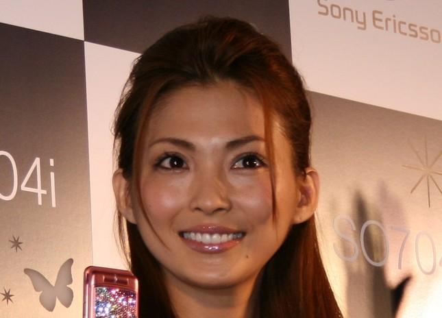 押切もえさん(2007年撮影)