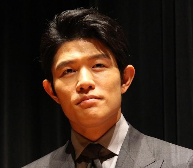 西郷隆盛役に決定した鈴木さん(写真は2016年4月撮影)