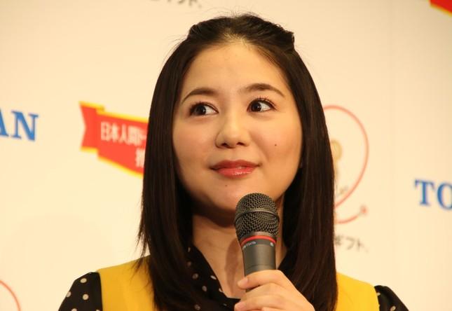 イベントに登場した関根麻里さん(2016年11月9日撮影)