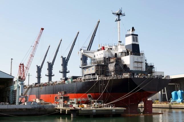 造船業界では他社との提携強化が進んでいる(写真はイメージ)