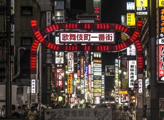 歌舞伎町の客引き撲滅に向けた「異色キャンペーン」