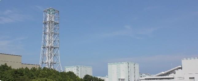福島第二原子力発電所(東京電力のホームページより)
