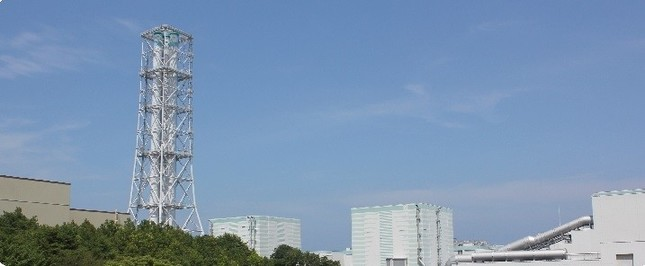 福島第2原子力発電所(東京電力のホームページより)