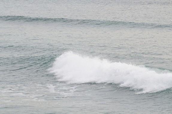 津波が到達した(画像はイメージ)