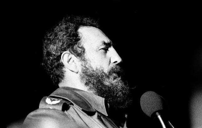 1978年に行われたハバナでの演説時(Wikimedia Commonsより)