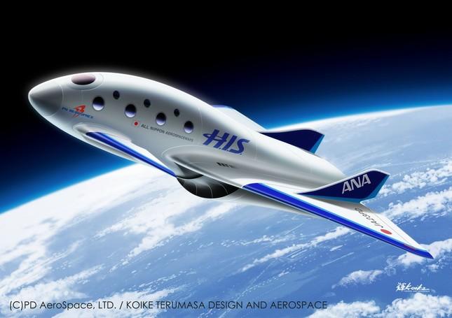 2023年12月の商業運航を目指している