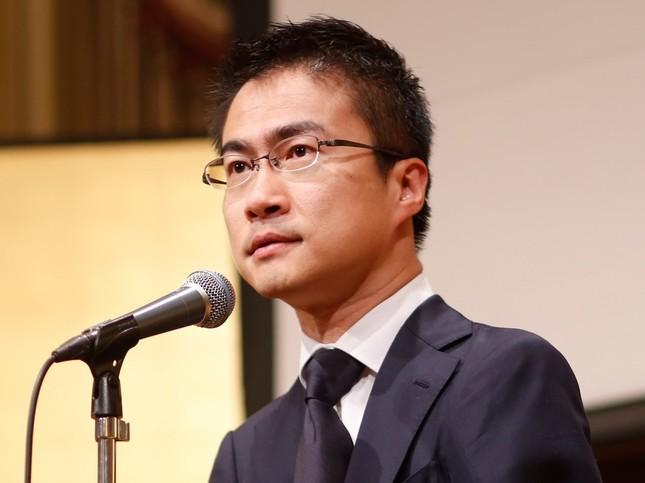 乙武洋匡さん(写真は2016年4月の「乙武洋匡を囲む会」時)
