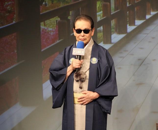 タモリさん(2015年9月25日撮影)