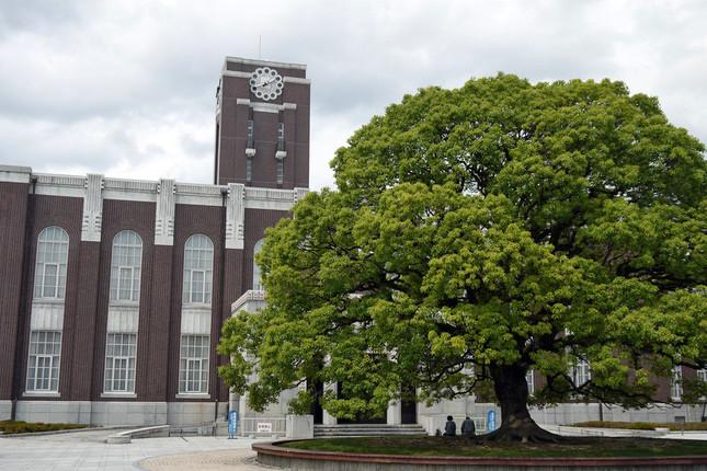 京大では大学全体で約2割の学生が留年しているという。<br /> (写真はhttp://photo53.com/kyotodaigaku1.phpより)