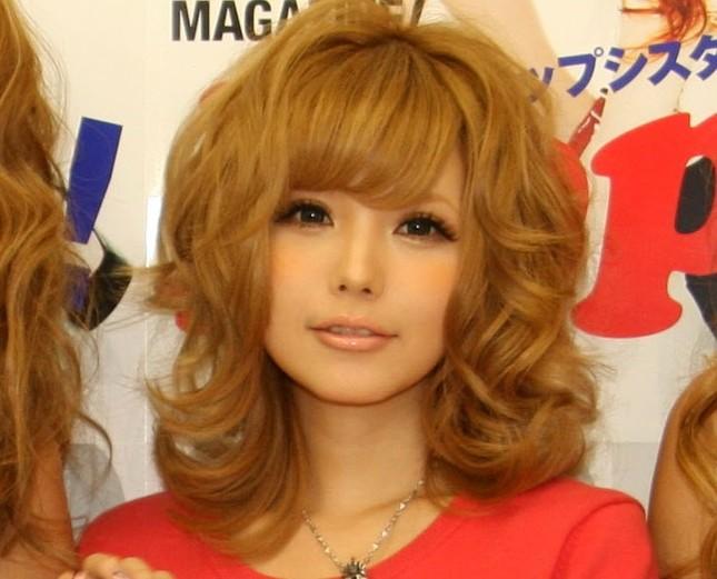 益若つばささん(2010年撮影)