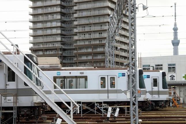 現行の03系は1988年から運行が始まった